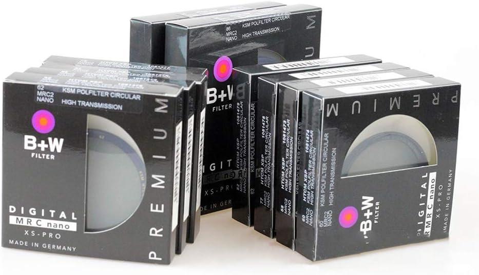 BEESCLOVER B+W UV Lens XS-PRO MRC UV Filter Ultra-Thin Camera Protection Filter 62mm for ce