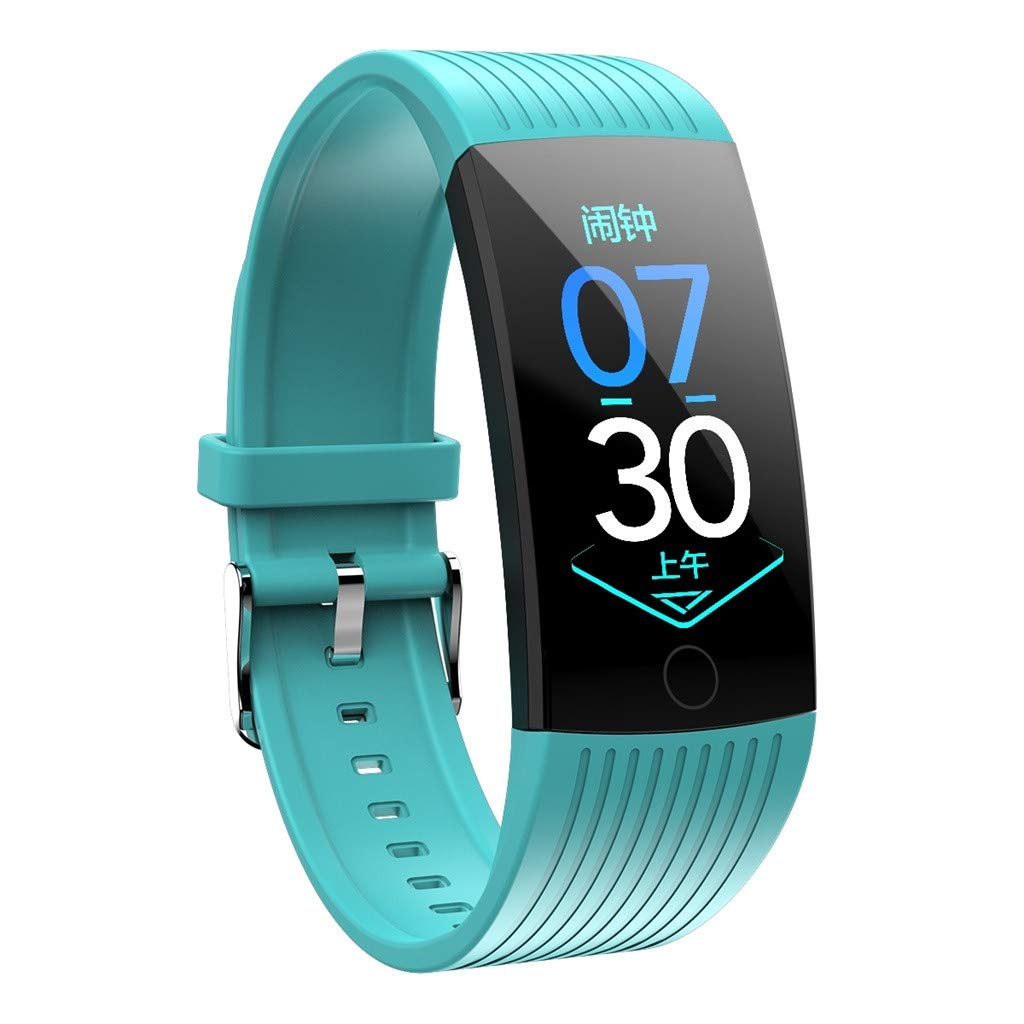 Smart Watch Blood Pressure Heart Rate Monitor Sleep Sports Fitness Tracker Lightweight Multifunctional Watch