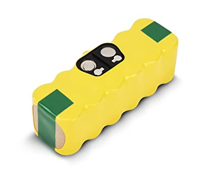 Tomkity 14,4V 4000mAh Batería Recargable para Aspirador iRobot Roomba 500 510 520 525 530