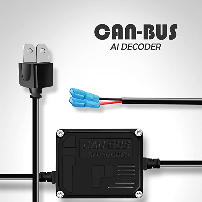 CANBUS Interface//Warning Canceler for HID Conversions Pair