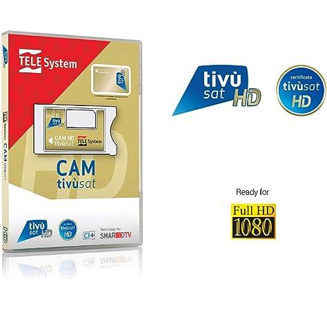 Digiquest TivusatCAM HD - Módulo de televisión: Amazon.es: Electrónica