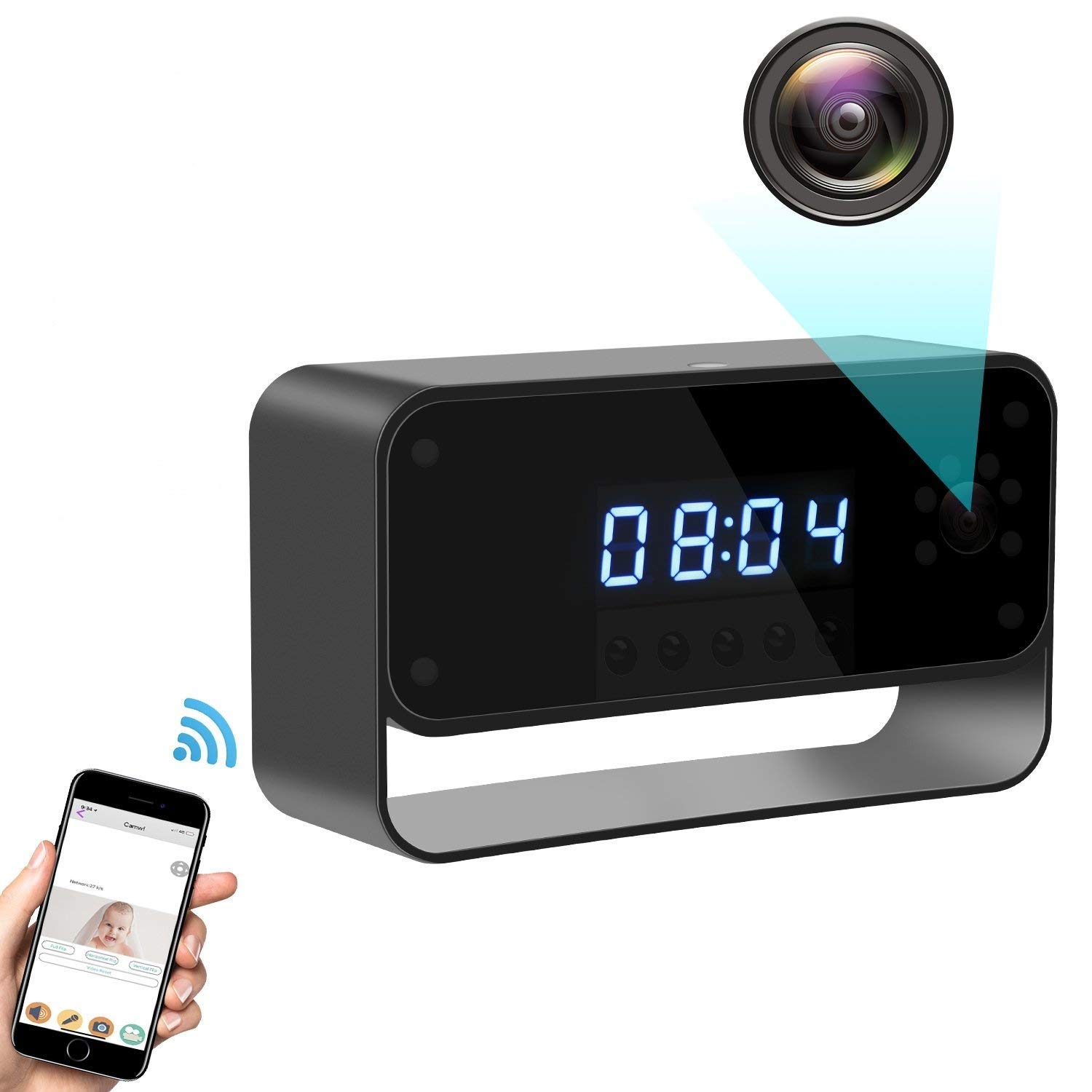 Android Spy Cam Motion Detection