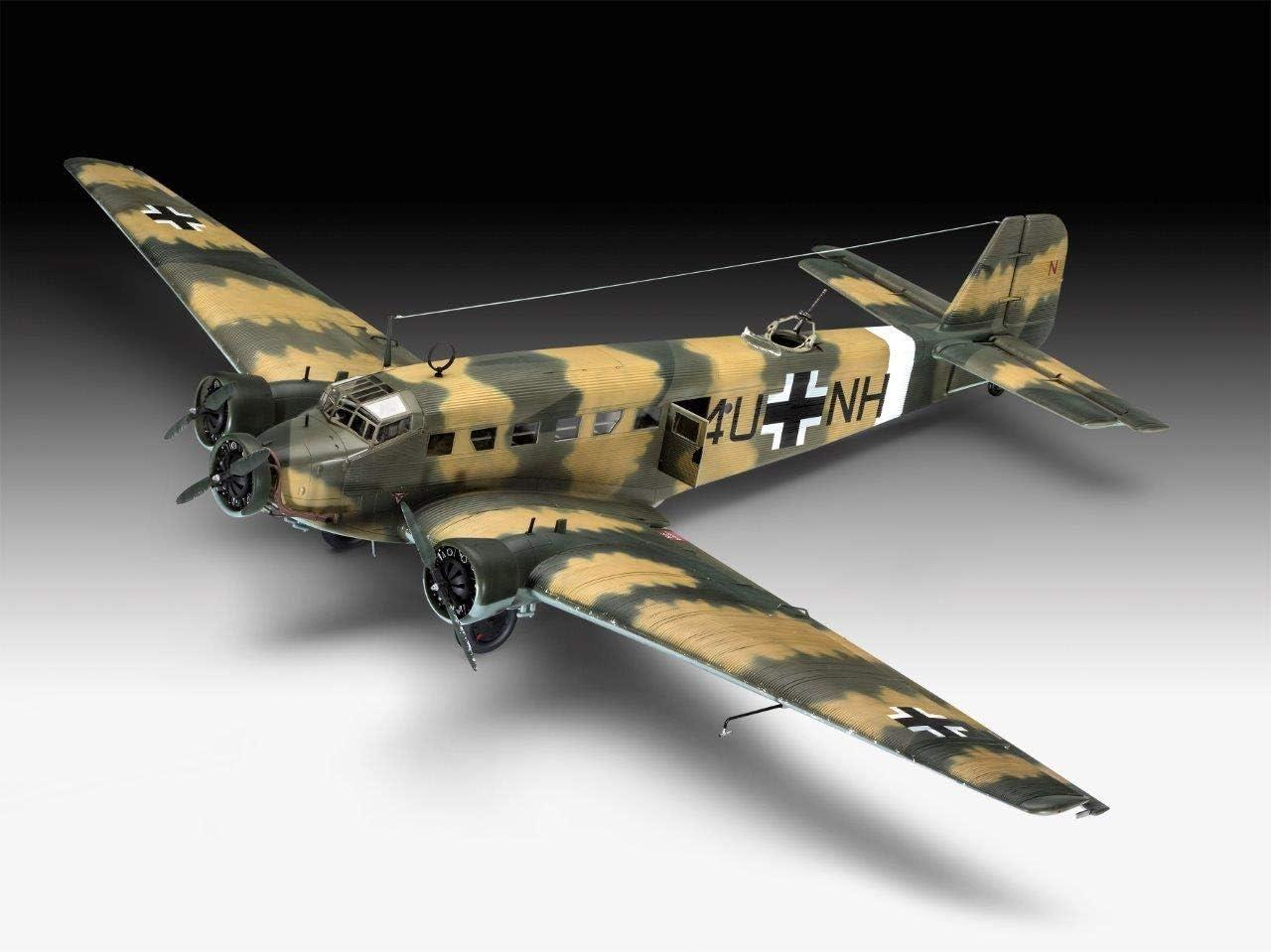 Ju-52 Zoom Revell Eduard Photetch 1:48