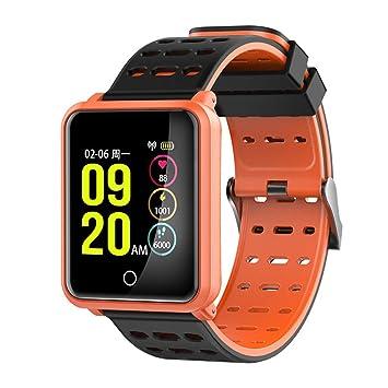 CCCCEEEE Smartwatch, Pulsera Inteligente, Monitoreo de la presión ...