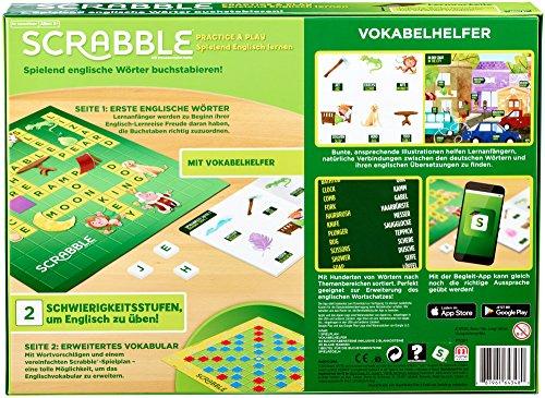 Scrabble Practice Und Play Spielend Englisch Lernen