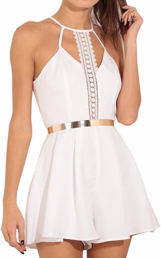 Vestido para mujer modelo Sonnena Concis hombro Nu cinturón Lace ...