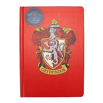 Amazon.com: Harry Potter - Bloc de notas (A5, tapa dura ...