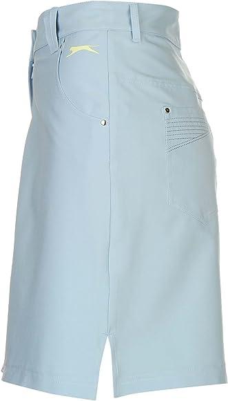 Slazenger Mujer Golf Falda Señoras Ropa Vestir Casual Entrenar ...