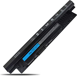 LXHY XCMRD 40Wh 14.8V Laptop Battery Compatible with Dell Inspiron 14 3421 5421 3437 14R 5437 15 3543 3521 15R 5521 5537 17 3721 3737 17R 5737 4 Cells Replacement Latitude 3540 3440 14 15 3000