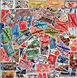 U.S. Airmail Stamps Collection - 80 Different Stamps