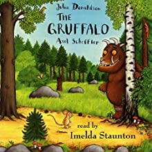 The Gruffalo Audiobook by Julia Donaldson Narrated by Imelda Staunton