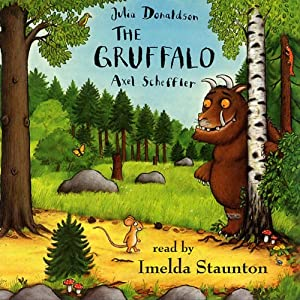 The Gruffalo Hörbuch