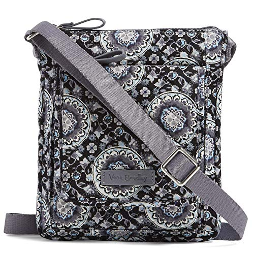 Vera Bradley Iconic RFID Mini Hipster,  Signature Cotton, One Size