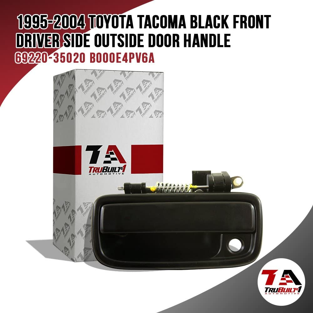 Front Left Side Exterior Door Handle for Toyota Tacoma 1995-2004 69220-35020