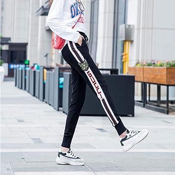 Amazon.com: LXIANGP Pantalones deportivos para mujer con ...