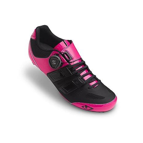 245e5136a011 Amazon.com  Giro Raes Techlace Bright Pink Black Women s Road Bike ...