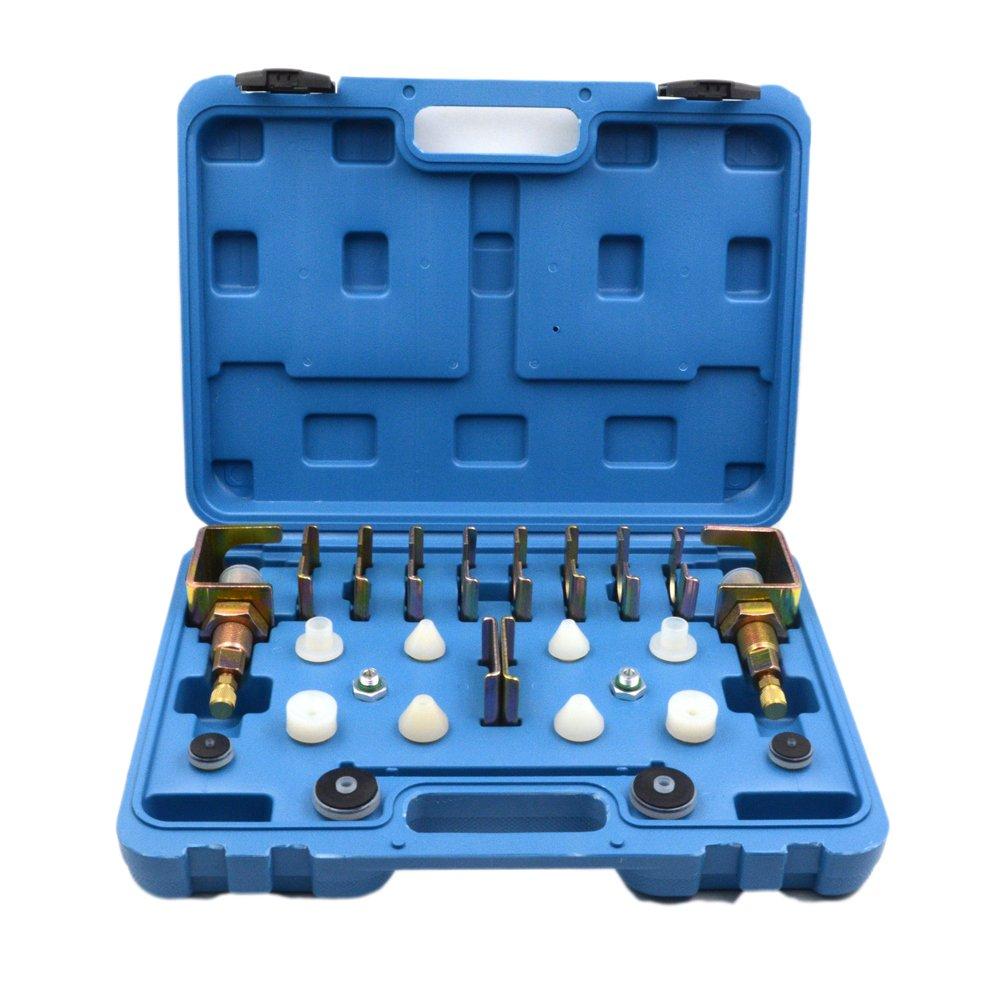 Nikauto 1set Automotive Air Conditioning Leak Detecting Tools