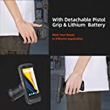 Pistol Grip Android Barcode Scanner MUNBYN with