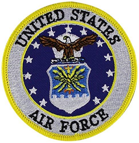 ミリタリーパッチ ワッペン US AIR FORCE LOGO
