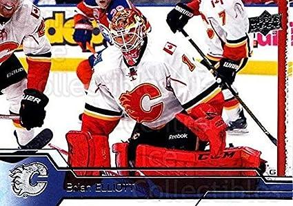 0c4c54cd3d7 Amazon.com: (CI) Brian Elliott Hockey Card 2016-17 Upper Deck (base ...