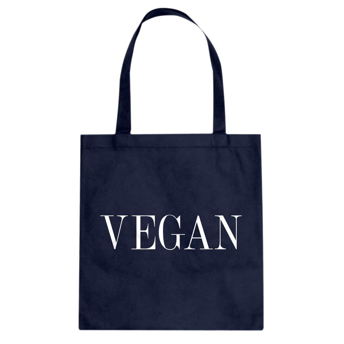 Indica Plateau Vegan Vogue Cotton Canvas Tote Bag