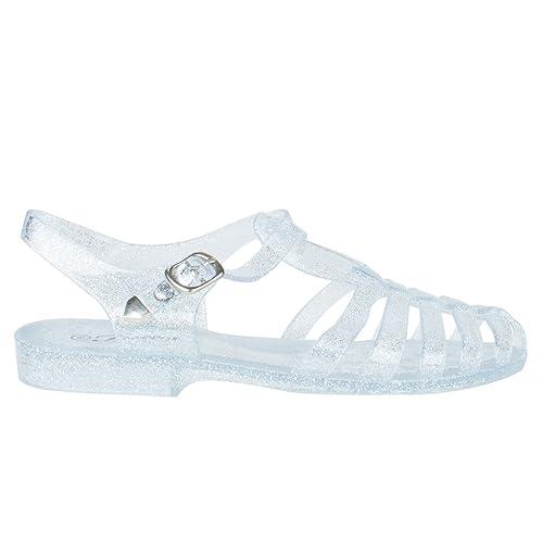 5dd5f35e6e04 Women Summer Retro Jelly Slingback Sandals  Amazon.ca  Shoes   Handbags