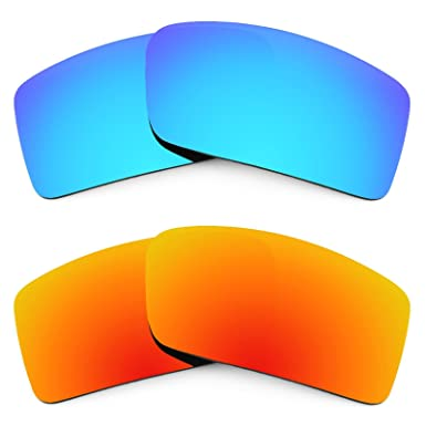 841f2d3617e Revant Replacement Lenses for Oakley Gascan Small 2 Pair Combo Pack ...