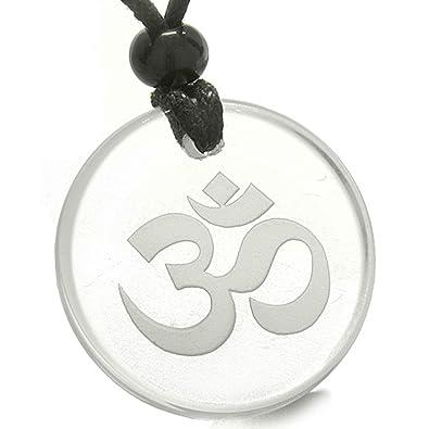 Amazon Amulet Ancient Om Tibetan Symbol Magic Protection