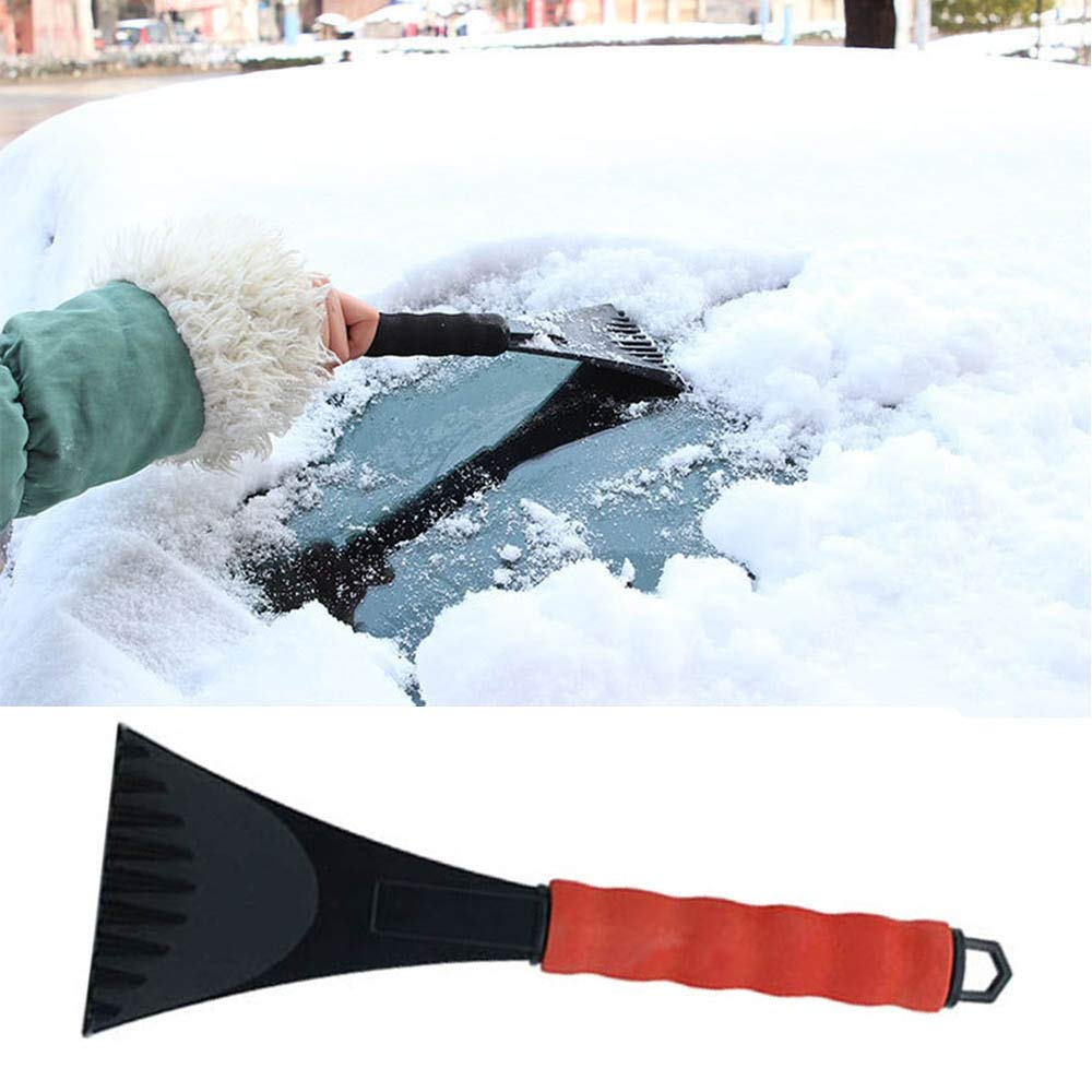 Culturemart Car Vehicle Snow Ice Scraper Windshield Window Snow Brush Shovel Removal Brush Winter