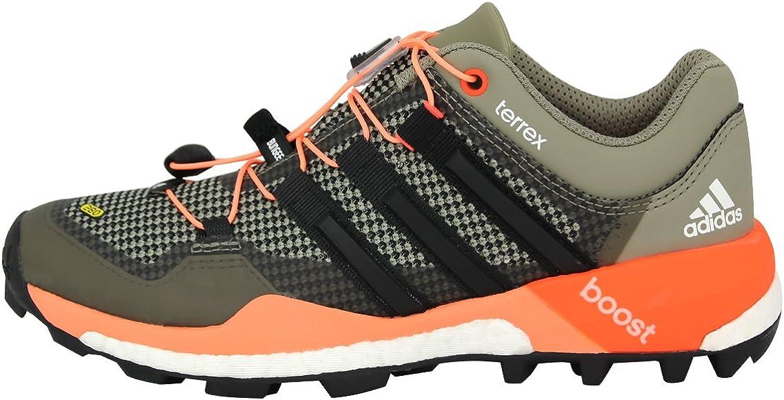 adidas Terrex Boost Women s Trail Zapatillas de deporte., schwarz - grau - rosa, 36: Amazon.es: Deportes y aire libre
