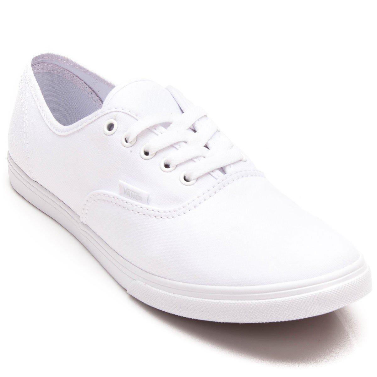 Vans Men's Authentic(Tm) Core Classics B01M33UDS1 6.5 B(M) US Women / 5 D(M) US Men|True White / True White