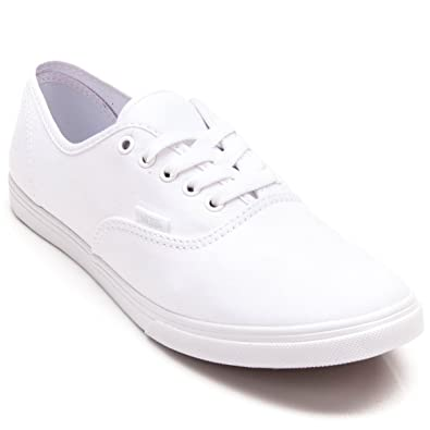 Vans AUTHENTIC - Trainers - true white/true white KOVVdFC