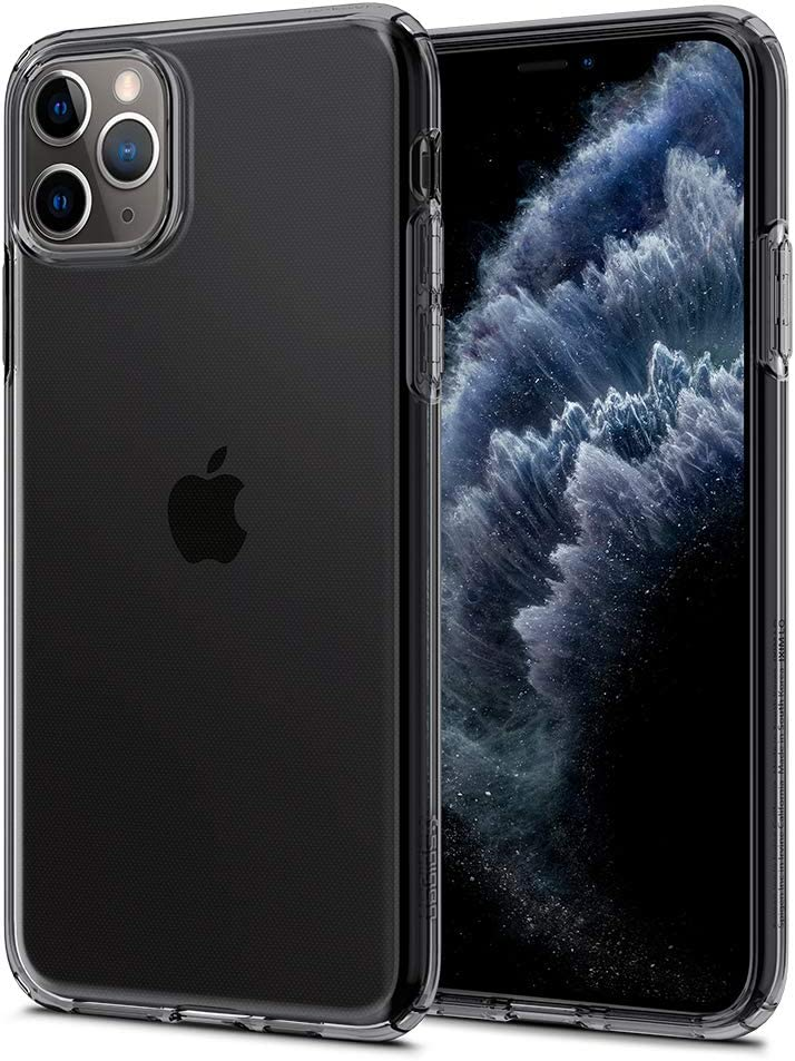 Spigen Liquid Crystal Designed for iPhone 11 Pro Case (2019) - Space Crystal