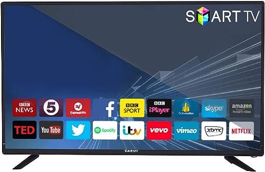 40 inches eAirtec HD Ready Smart LED TV 40DJSM (2020 Model)