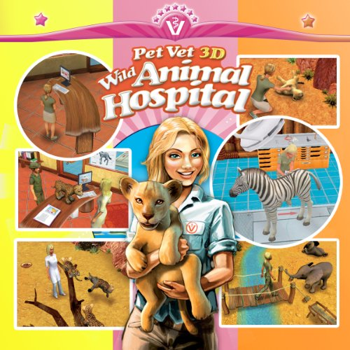 Pet Vet 3d Animal Hospital Triple Treat Download