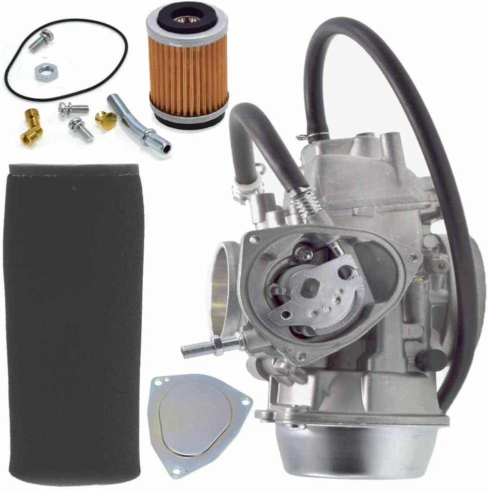 CARBURETOR Carb for 2006 2007 2008 Grizzly Grizzley 660 YFM660 Hunter 4 Wheelers