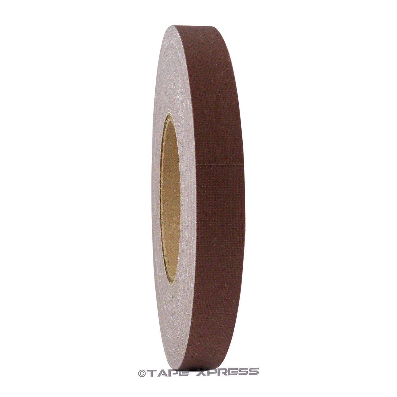 4 Roll Gaffers Tape Burgundy 3 Inch x 60 Yards per Roll Gaff Tape