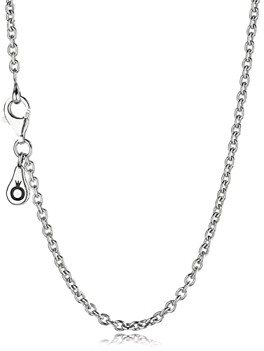 Pandora pearl silver chain necklace 59200 45 amazon jewellery pandora pearl silver chain necklace 59200 45 mozeypictures Image collections