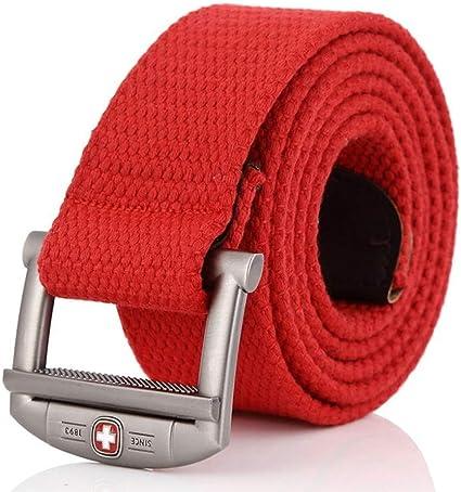 Tactical Belts Canvas Military Belt Men Woman Sports Jeans Belts