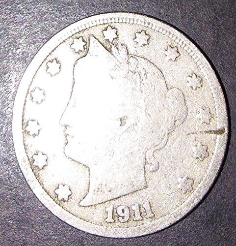 1906  Barber Head  U S  Liberty  V   Victory  Nickel Vg  American Mint U S A