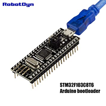 RobotDyn - RobotDyn carte ARM STM32 STM32F103C8T6: Amazon co