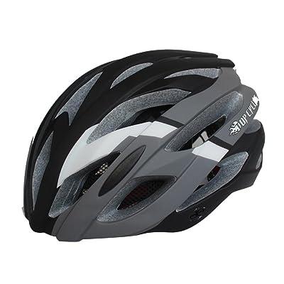 260g ultra léger poids-adulte casque de vélo casque vélo de montagne casque de vélo pour tous les cyclisme unisexe