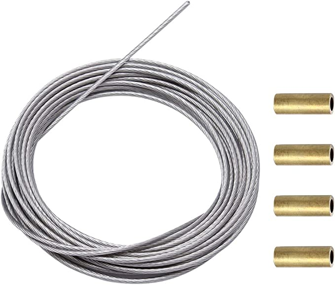 0.8mm Hobbypark Pull Steel Wire Replacement Parts for RC Airplane