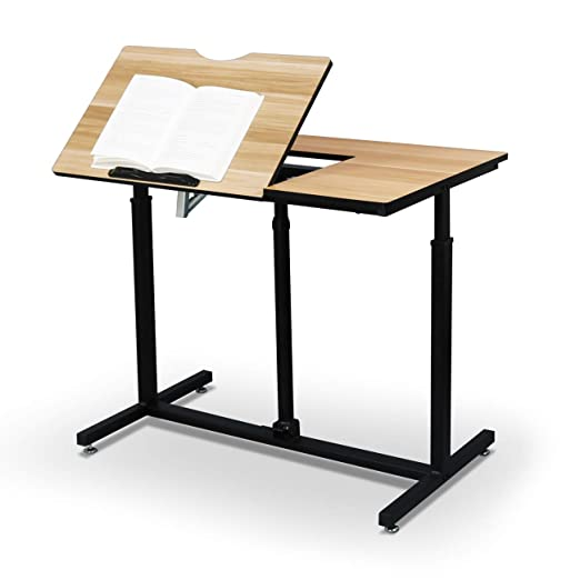 AODAILIHB Mesa de dibujo de altura ajustable, escritorio, mesa de ...