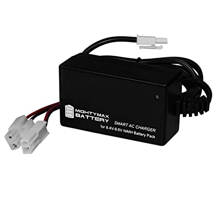 Mighty Max Battery Smart Charger for 8.4V-9.6V NiMH Battery Packs w/Mini Tamiya Connector Brand Product