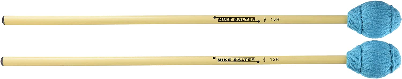 Mike Balter MB15R Mallets Rattan Aqua Soft