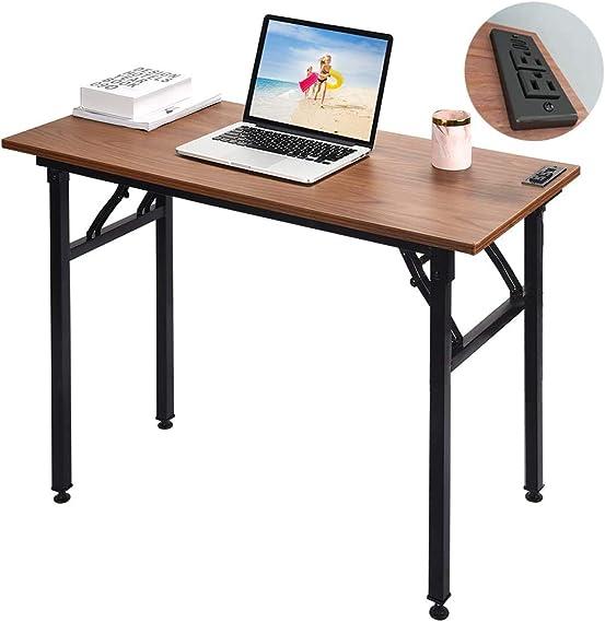 43.3'' Foldable Computer Desk