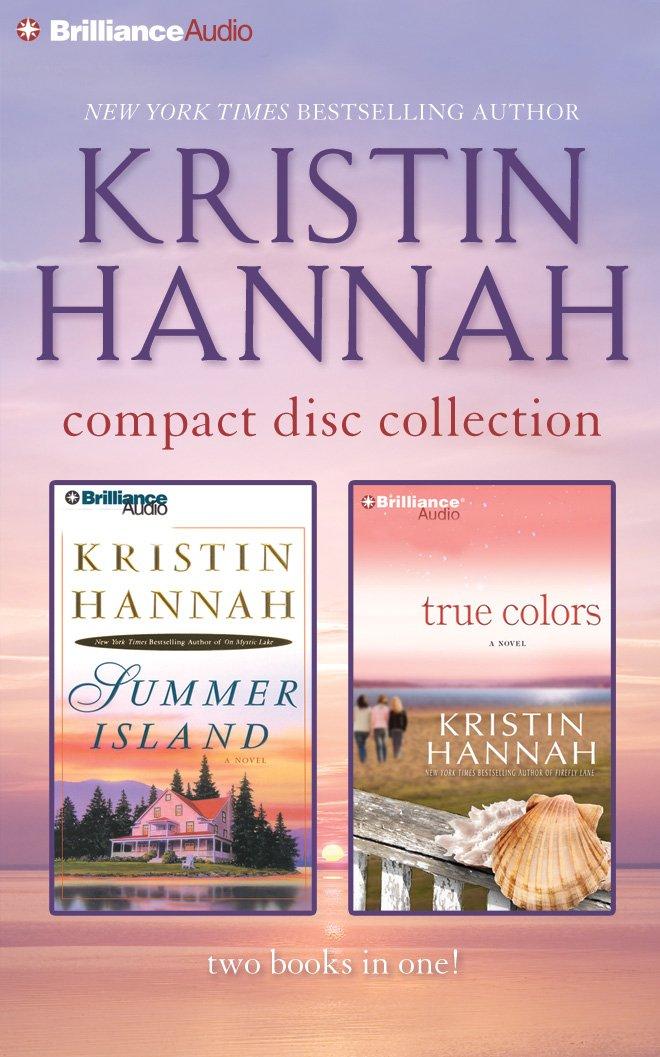 Kristin Hannah CD Collection 2: Summer Island, True Colors PDF ePub fb2 book
