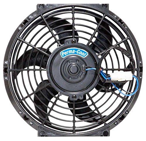 Perma Cool 18120 10in Electric Fan SpiralBlade