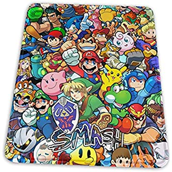 Super Mario Bros paper yoshi kart PC gaming mouse mat pad